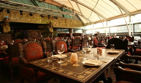 Gilgamesh Restaurant