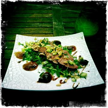Nijmegan, Duck salad