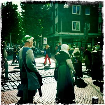 Nijmegan, Medieval, Town centre