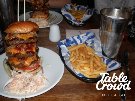 5 Of The Best Man Vs Food Challenges In London Table