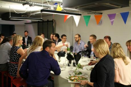 EventTech Dinner 9