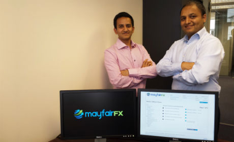 Mayfair FX - Founders