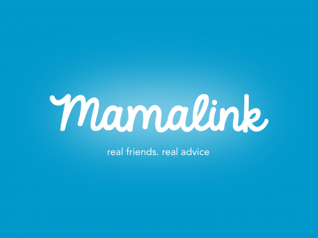mamalink logo 4-3 with motto