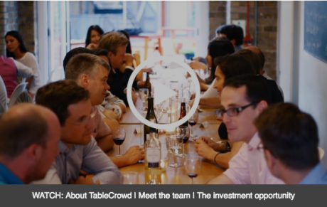TableCrowd on Crowdcube